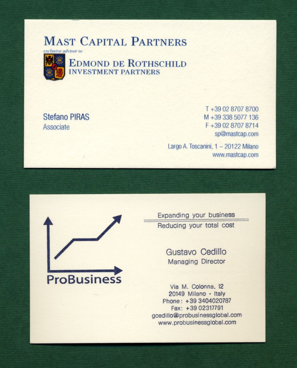 Mckinsey Business Card Images Business Card Template