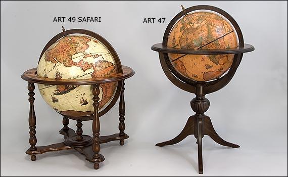 Articoli Da Regalo I Mappamondi Antichi E Moderni Mappamondi
