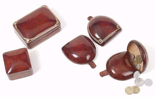 38490597a1 Articoli da Regalo :: Il cuoio :: Scatole e oggetti in cuoio ...