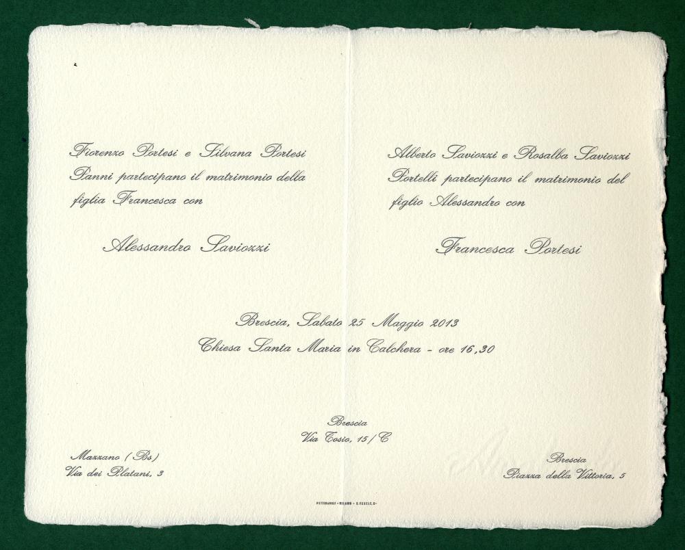 Partecipazioni Matrimonio Carta Amalfi.La Tipografia Partecipazioni Di Nozze E Inviti